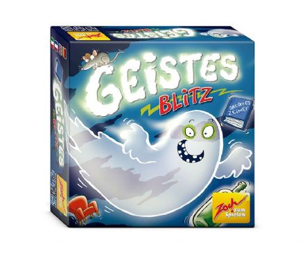 Big Potato Game - Geistes blizt / Ghost Blitz